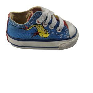 Converse All Star Dr Seus Duble Tongue Sneaker